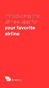 Virgin America - náhled