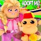 Adopt me jungle roblx's unicorn adventure