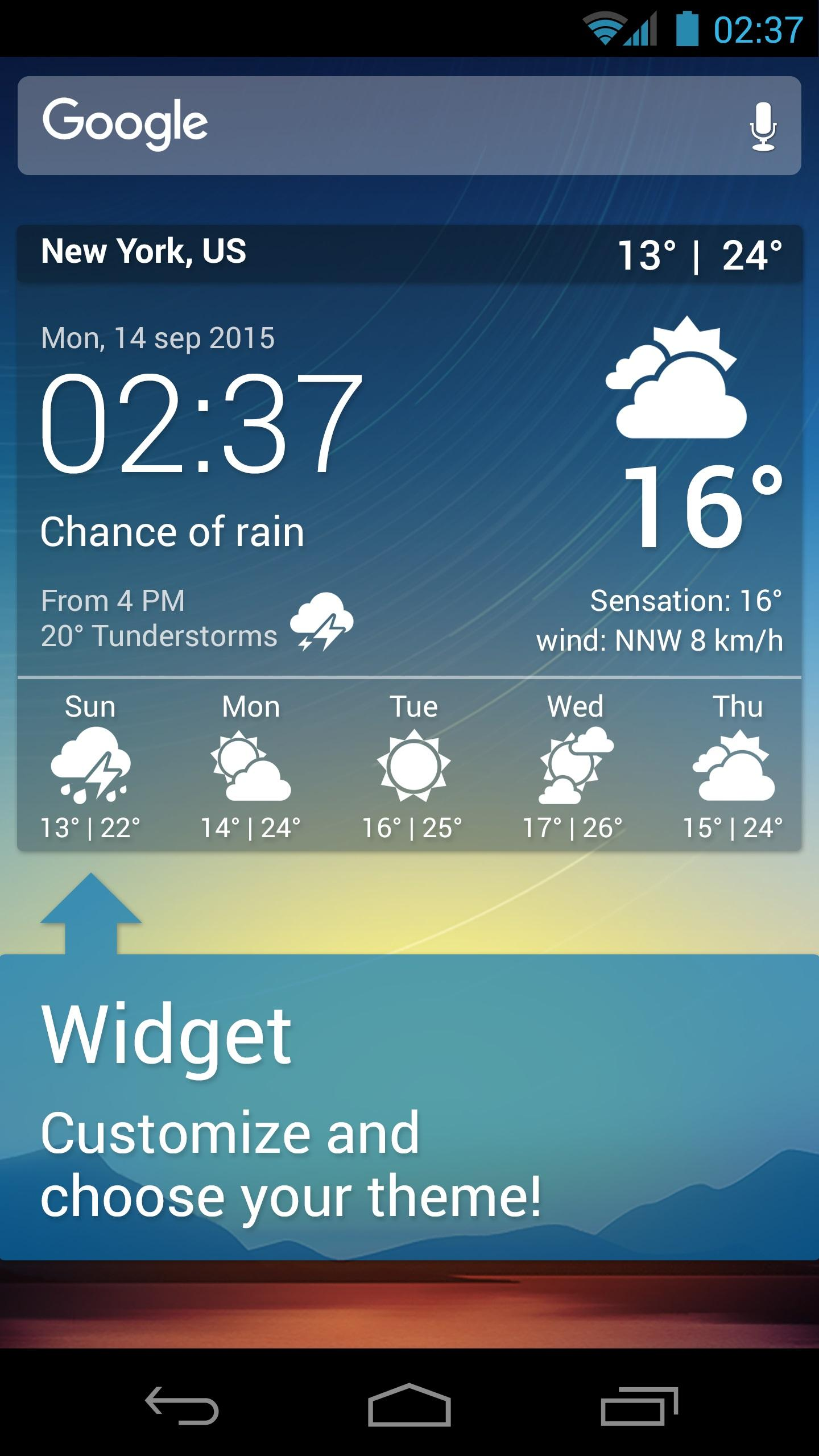 Weather XL PRO screenshot #7