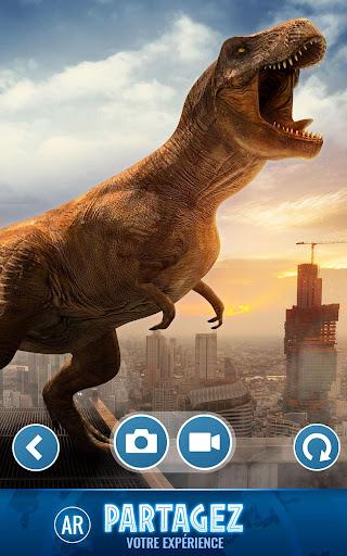 Jurassic World Alive  captures d'u00e9cran 1