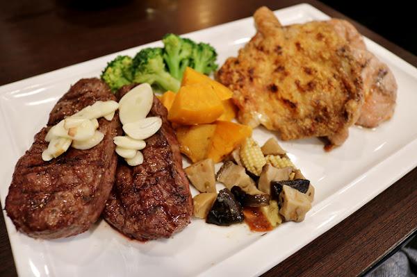 鐵牛原味碳烤牛排-『板橋站』大份量平價牛排