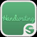 100 + Handwriting Font (Root) icon
