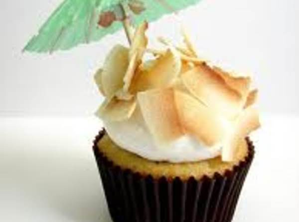 These Muffins Are Perfect Without Frosting, But You Can Add And Glam Them Up With An Umbrella If So Desired