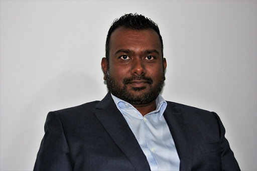Dharshan Naidoo, SADC Sales Team Lead at Infobip Africa.