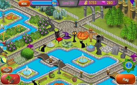 Queen's Garden Halloween v1