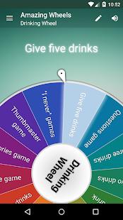 Amazing Wheels - Random choices picker Screenshot