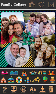 Family Photo Collage Maker