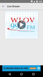 WLOV 99.5FM - Love FM - náhled
