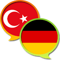 German Turkish Dictionary icon