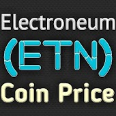 ETN Price in INR, USD, NGN, EUR, PAK, JPY-ETN Coin