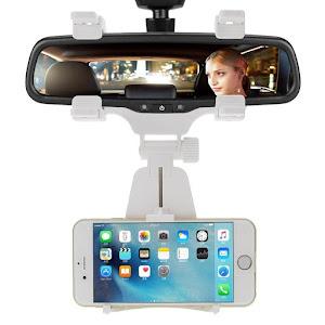 Suport telefon cu prindere pe oglinda retrovizoare