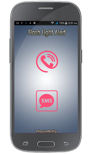 Flash Light Alert