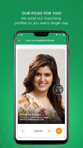 MarathiMatrimony® - The No  1 choice of Marathis - Apps on