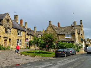 Photo: On the way home we stopped in Chipping Campden for lunch