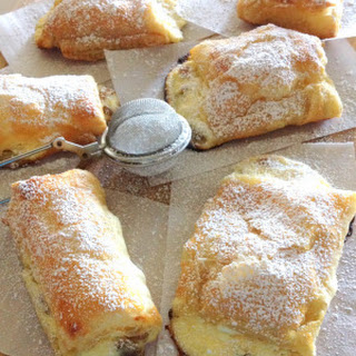 Romanian Farmer Cheese Pastries