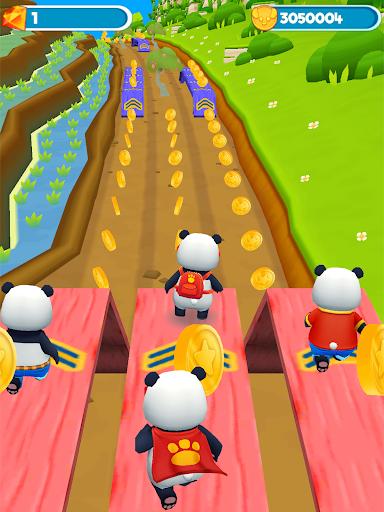 Baby Panda Run 1.2.15 screenshots 9