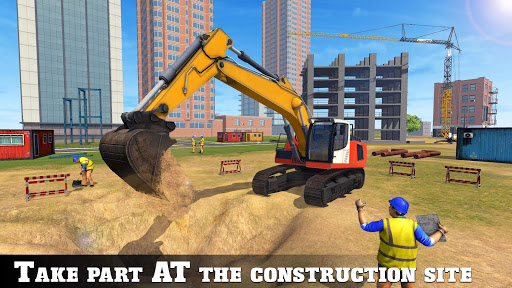 Sand Excavator Simulator 3D 2.0.2 Screenshots 2