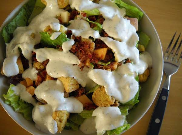 Best Ranch Dressing Ever Recipe