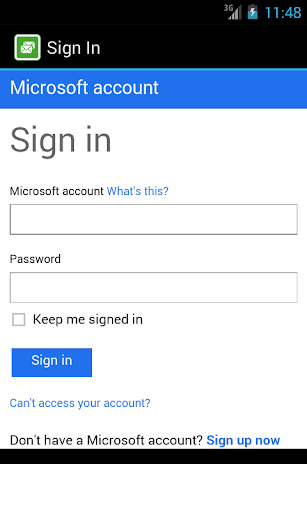 Check for Hotmail