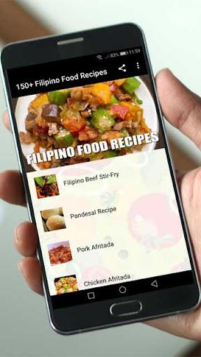 150+ Filipino Food Recipes 2.3 screenshots 1