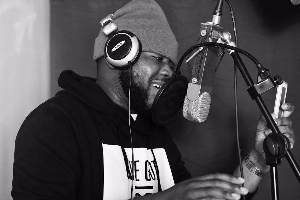 Séance Rap, prise de voix.