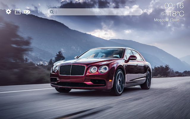 Bentley HD new free tab theme
