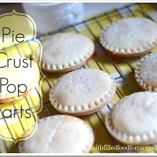 Pie Crust Pop Tarts.