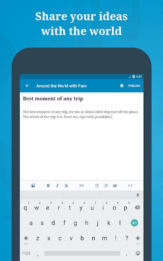 WordPress screenshot 12