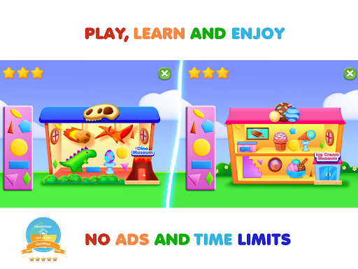 Toddler Learning Games Smart Shapes And Colors  screenshots 18