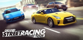 Grand Street Racing Tour poster