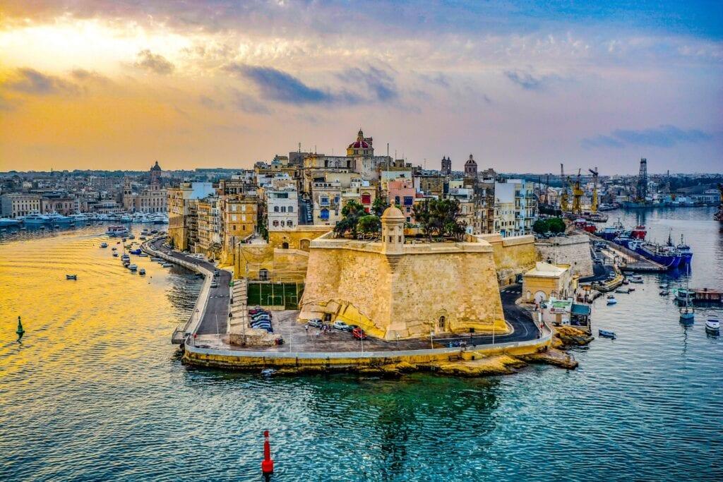 Malta, island country