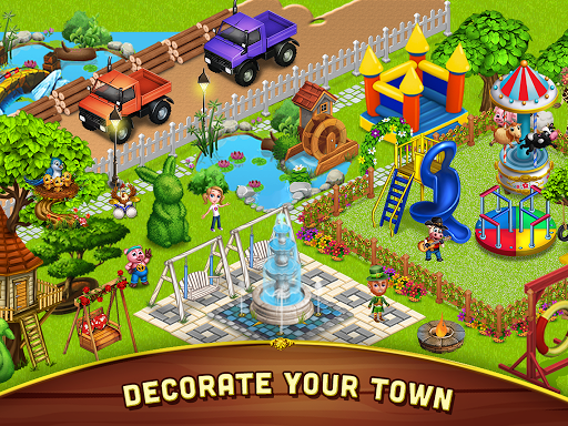 Big Little Farmer Offline Farm screenshot 13