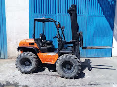 Picture of a AGRIA-AGRIMAC TH-30.30