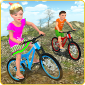 Kids OffRoad Bicycle Free Ride