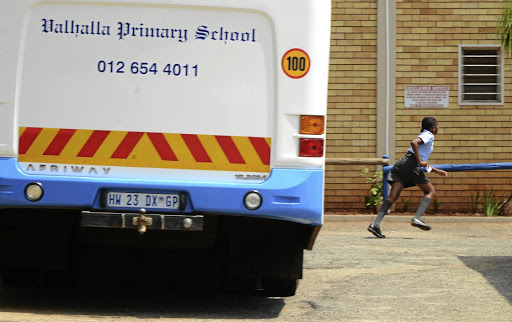 A 55-year-old teacher has been accused of sexually assaulting pupils between the ages of 11 and 13 at Valhalla primary school in Centurion.
