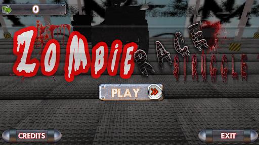 Zombie Racing Struggle 3D