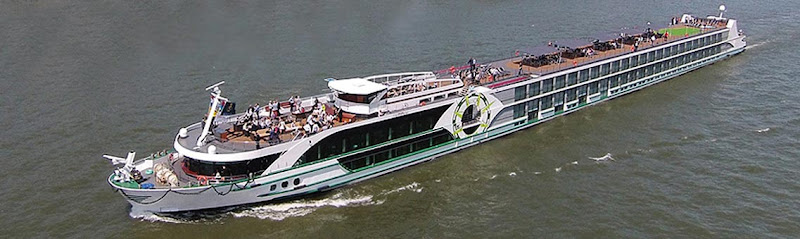 Tauck's new river ship ms Joy launched in July 2016 with sailings on the Danube to ports such as Vienna, Munich and Passau, Germany.