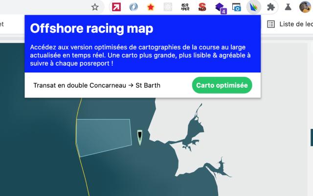 OffshoreRacing Map