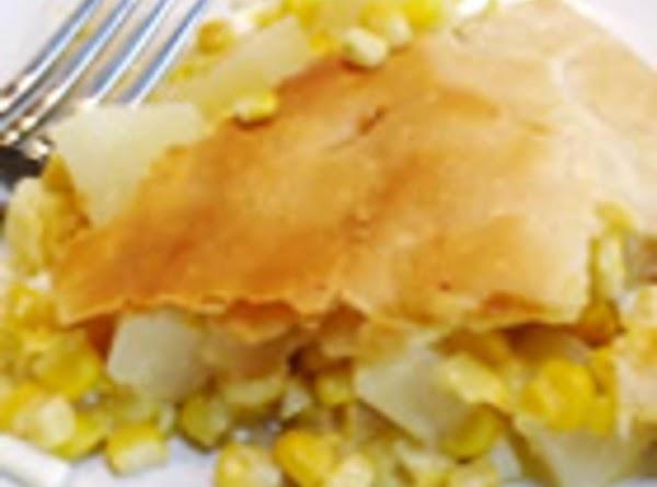 Simple Corn Pie Recipe