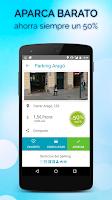 Screenshot of wesmartPark - free parking