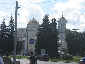 Photo: Ta cerkiew zapewne była niegdyś kościołem