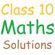 Class 10 Maths Solutions (app)
