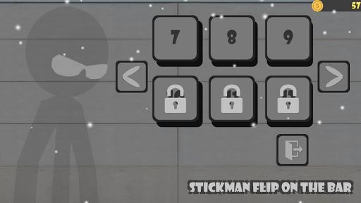 Stickman flip on the bar 0.7 alpha screenshots 9