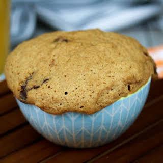 Coconut Flour Peanut Butter Mug Cake.