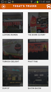 GfoodTrucks- screenshot thumbnail