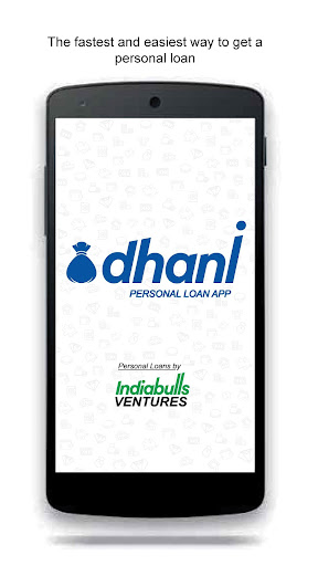 Indiabulls Dhani - Phone se Loan for PC