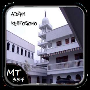 Adzan Kertosono Merdu - náhled