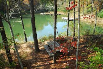 Photo: Scenic Picnic Area by Lake Tawasi
