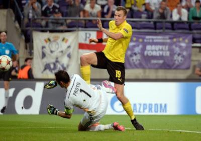 Deuxième défaite de la saison pour Dortmund