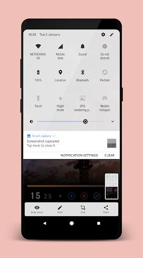 [Substratum] StatusBar (+extra) for Samsung DONATE  screenshots 4